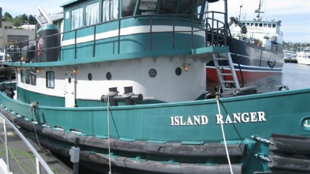 Island Ranger