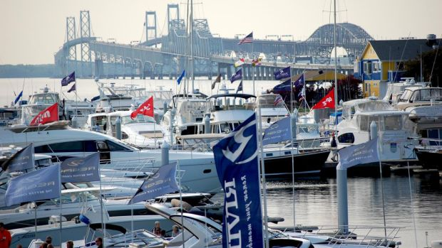 Bay Boat Show 1