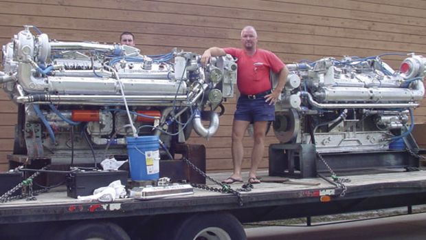 When we're stumped by our marine diesel engines, John Hice of Gulf Coast Marine Service in Panama City, Florida, is the go-to resource for answers.
