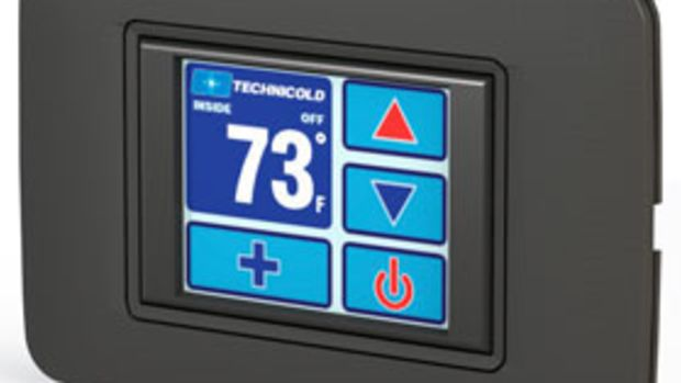 One display = 19 control zones.