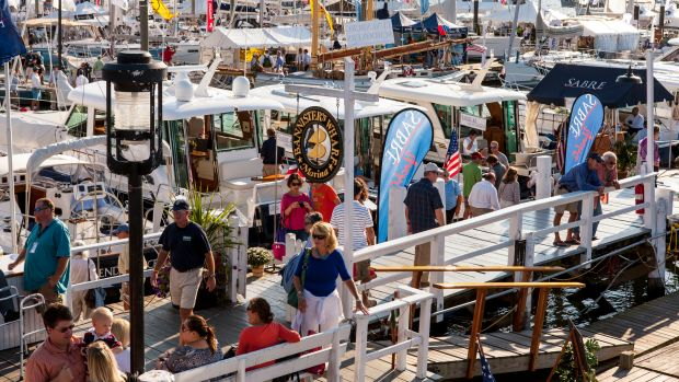Newport International Boat Show -Credit Onne Van Der Wal 1 PRG HR