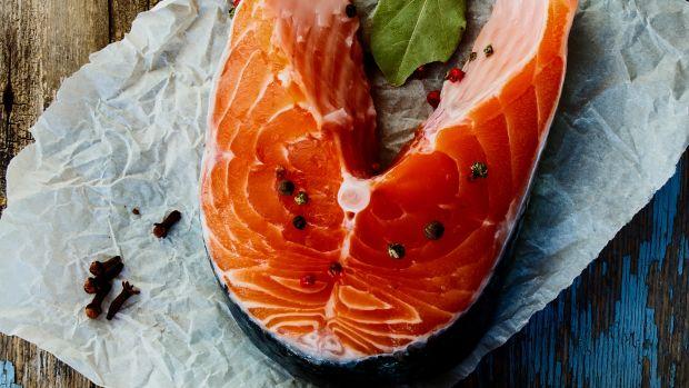 Square Salmon