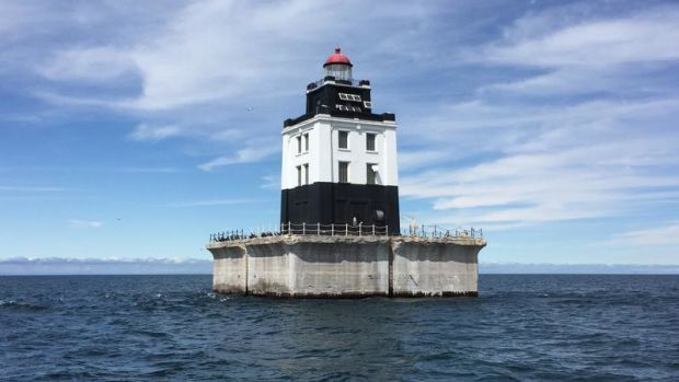 Poe Reef Lighthouse