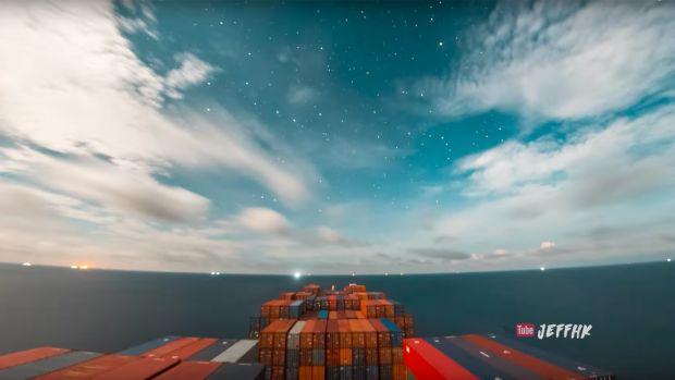 Containership Hero