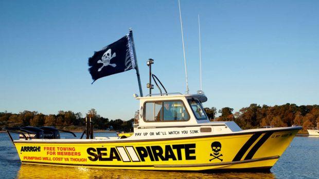 Sea-Pirate