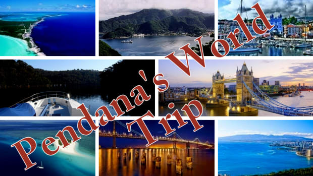 WORLD TRIP PLANNED