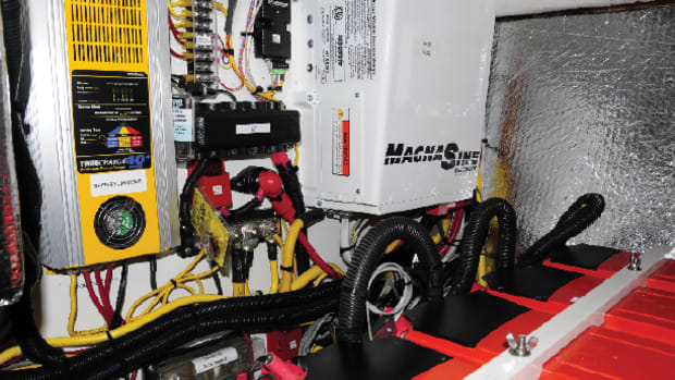Inverter installations can be complex. Regardless, they should always meet both the manufacturer's and ABYC's guidelines for reliability and safety.
