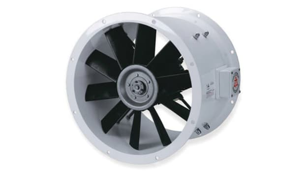 """ER fans, like those from Delta """"T"""" Systems vastly improve airflow."""