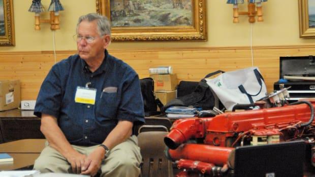 Bob with Engine