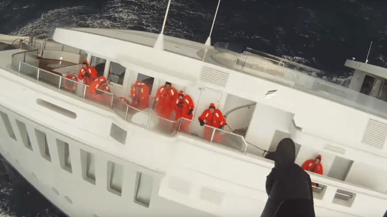 GoPro Releases Video of Hellenic Air Force Rescue