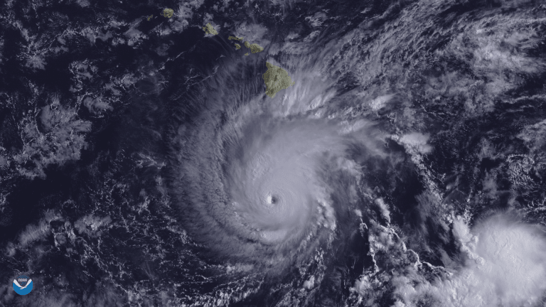 2018 Hurricanes: Quiet Atlantic and a Threat in the Pacific