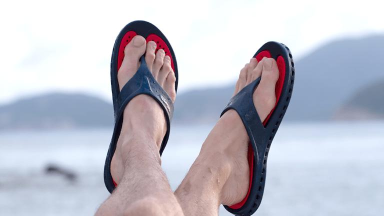 Paraphernautica: Sandals With Holes