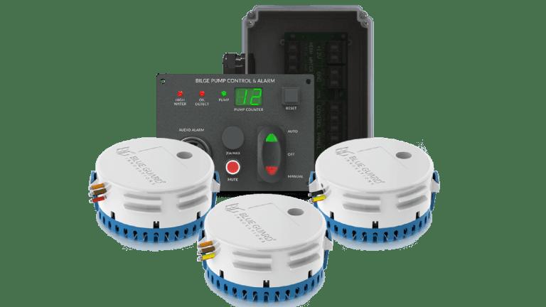 Blue Guard BG-One, Smart Bilge Pump Switch (PANBO)