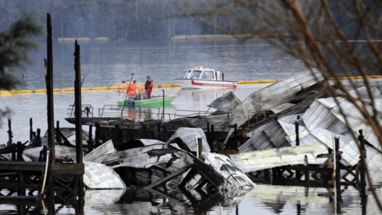 Alabama Marina Fire Under Investigation