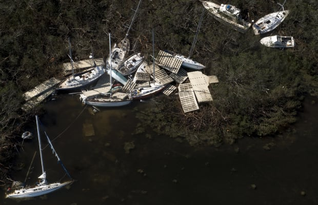1,492 Sunk Boats Removed From Florida Waters So Far