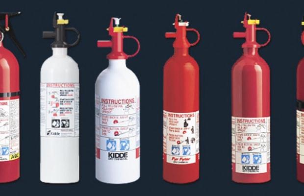 40 Million Kidde Fire Extinguishers Recalled