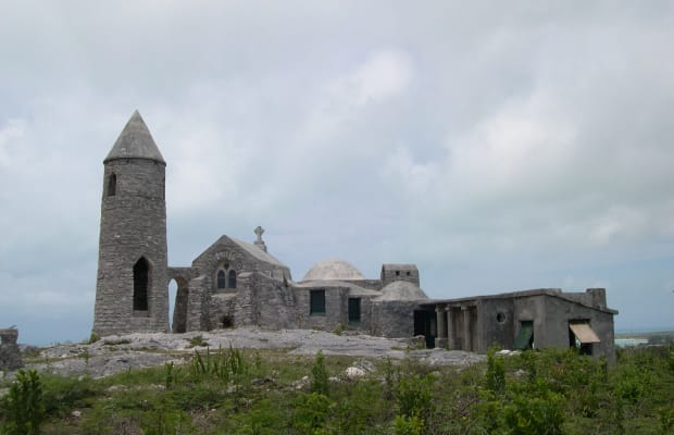 Monument To A Remarkable Spirit: The Hermitage. Where? The Bahamas. Yes, Really (Video)