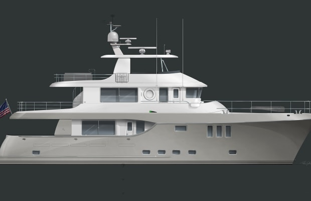 Nordhavn Announces New Models: An 80 and 475