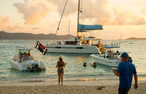 The British Virgin Islands Caribbean Comeback