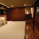 The Marlow 49 Explorer features a large master stateroom.