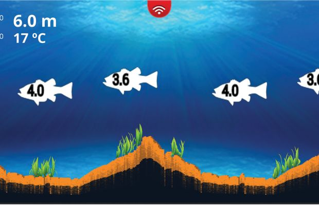 Electronics Product: The Lowrance FishHunter 3D