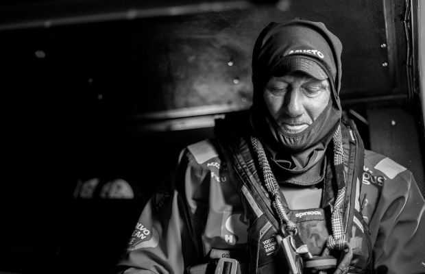 John Fisher Lost at Sea During Volvo Ocean Race