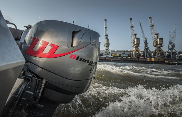 Yanmar To Sell 50hp Diesel Outboards (Video)