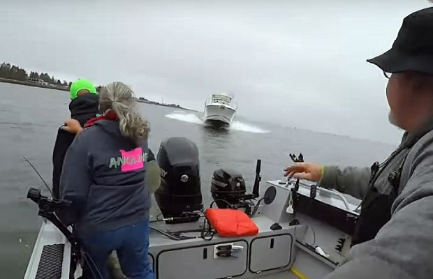 Columbia River Crash Caught on Video
