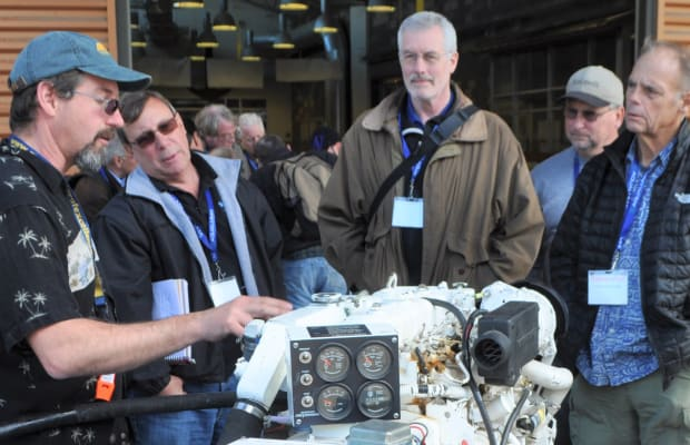 Bremerton TrawlerFest: Here's What People Are Saying About the Diesel Course