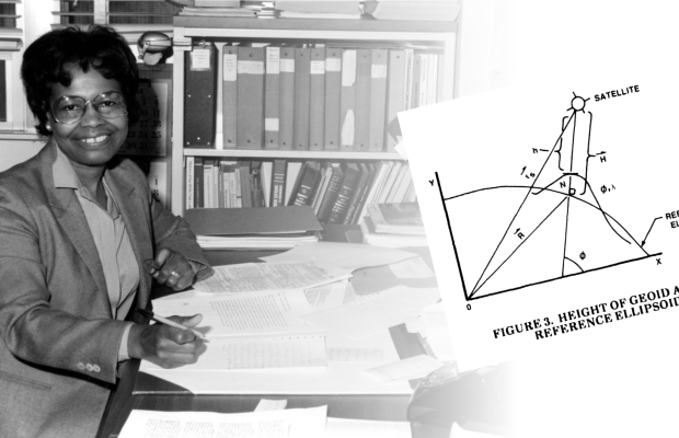 """Gladys West: The """"Hidden Figure"""" behind your GPS"""
