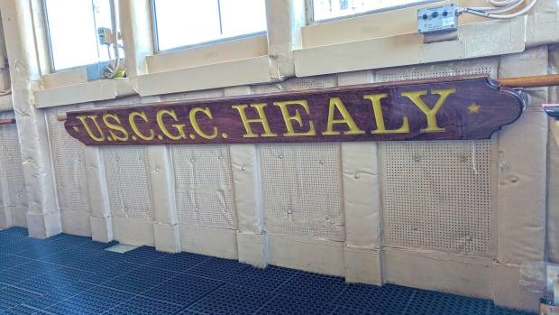 Healy Nameboard
