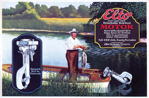 The Story of Evinrude Outboard Motors - PassageMaker