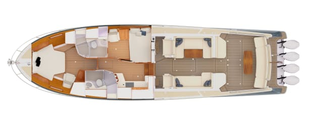 Standard two stateroom