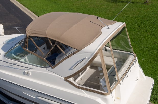 Do-It-Yourself: Fashioning Canvas Covers For Your Boat