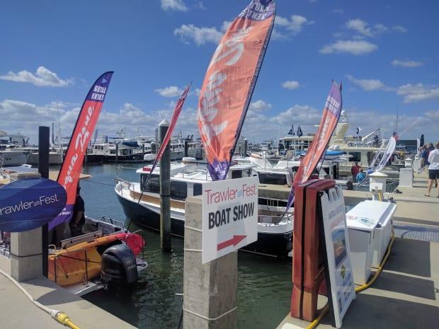 TrawlerFest Stuart, FL 2018 - PassageMaker