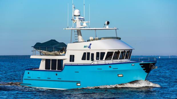 Kick-Start: Breathing New Life into Northern Marine - PassageMaker