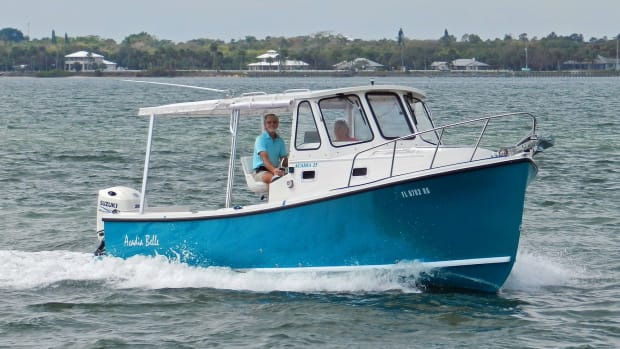 Road Trip: A Trailerable Trawlers Round-Up - PassageMaker