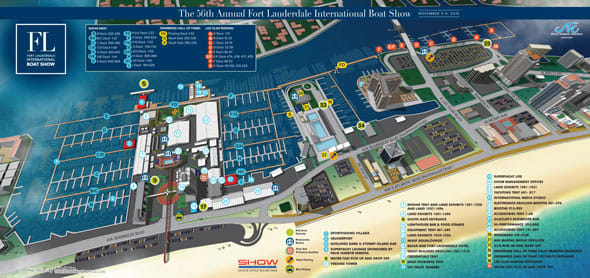 Fort Lauderdale Auto Show >> 56th Annual Fort Lauderdale International Boat Show Opens ...
