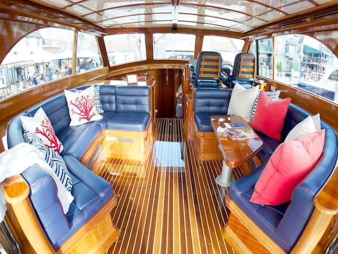 Upgrading Boat Upholstery A Modest Makeover Passagemaker