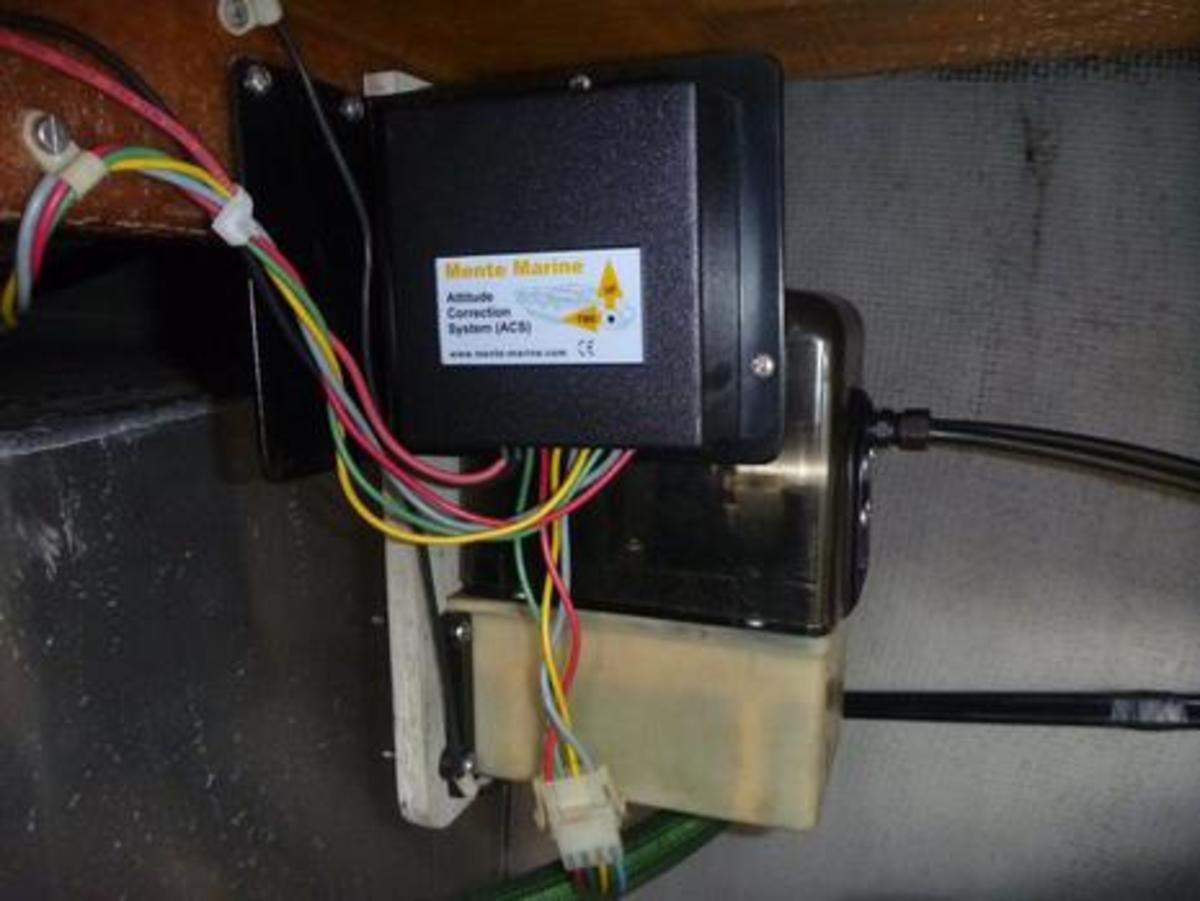 Trim Master Tabs Wiring Diagram Free Download Boat Leveler Switch W Bennet Page 1 Iboats Boating Forums Journey A With The Right Attitude Passagemaker Alpha One At