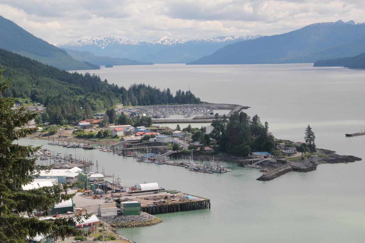 Wrangell is the hub for the Salty Dog Rally.