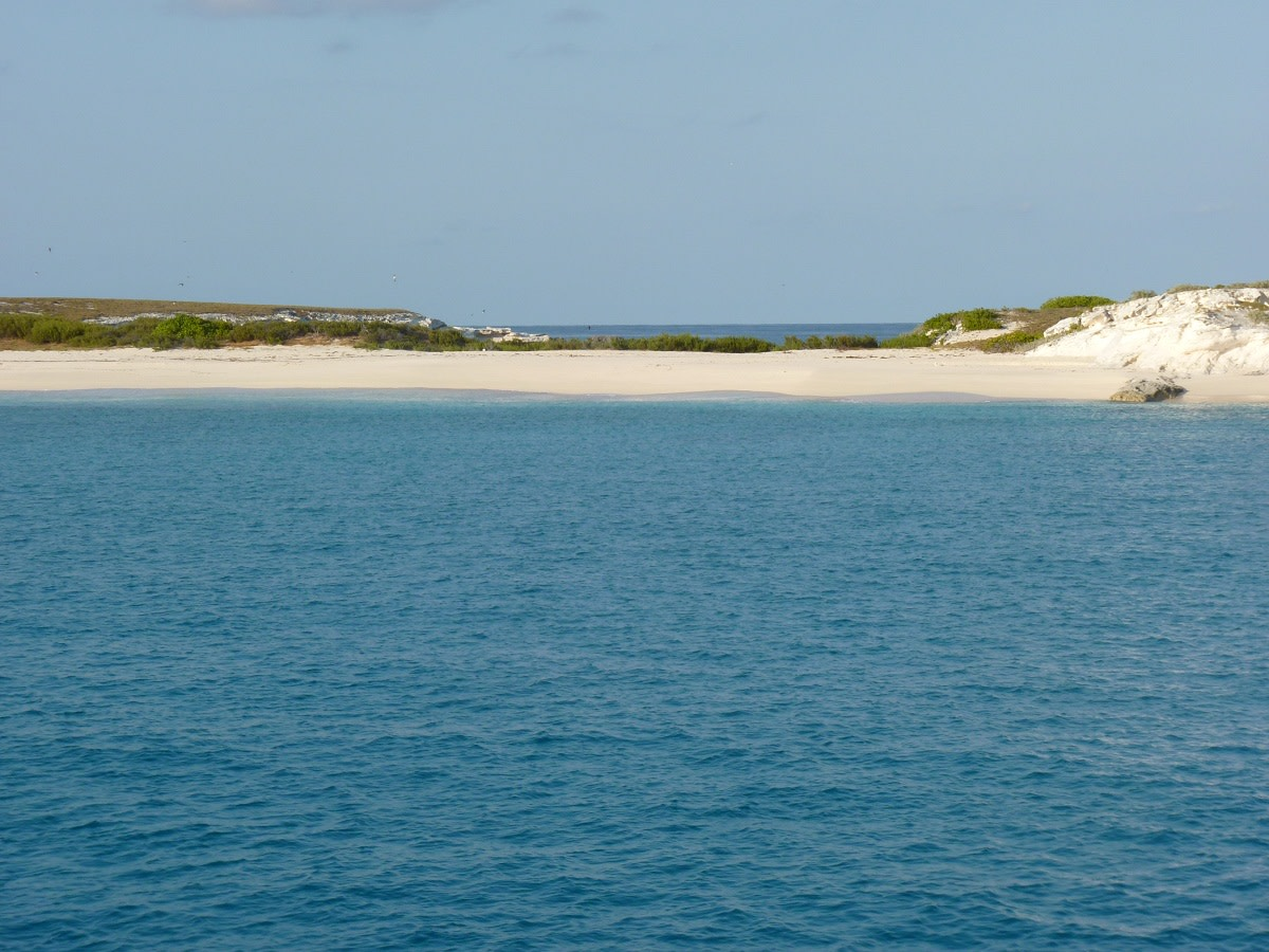 Big Sand Cay provided a stop en route to Luperon.