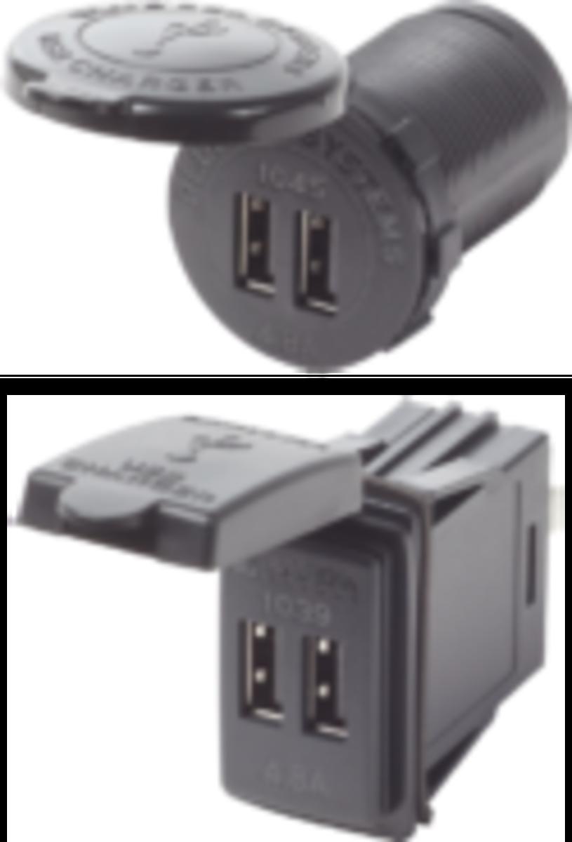 combined plugs