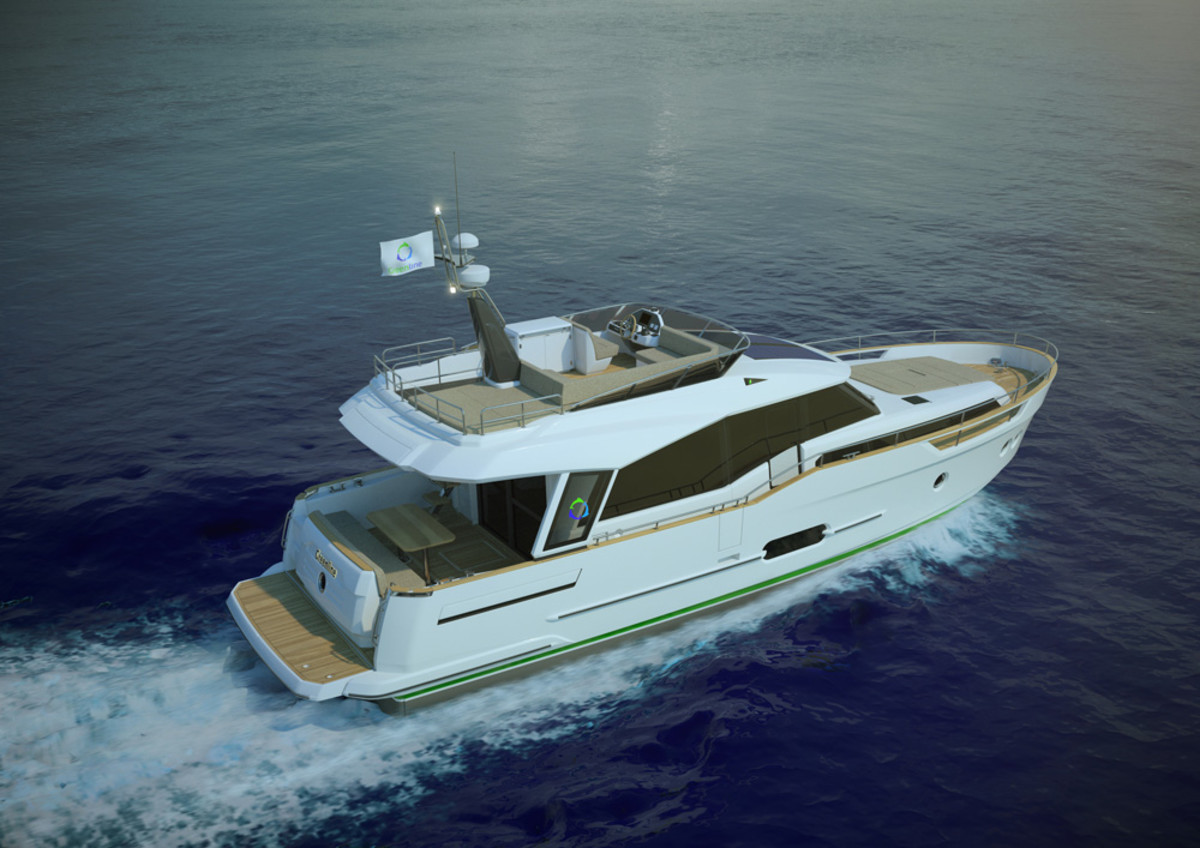 Greenline, a popular hybrid brand has announced it is building a flagship 48; due out summer 2015.