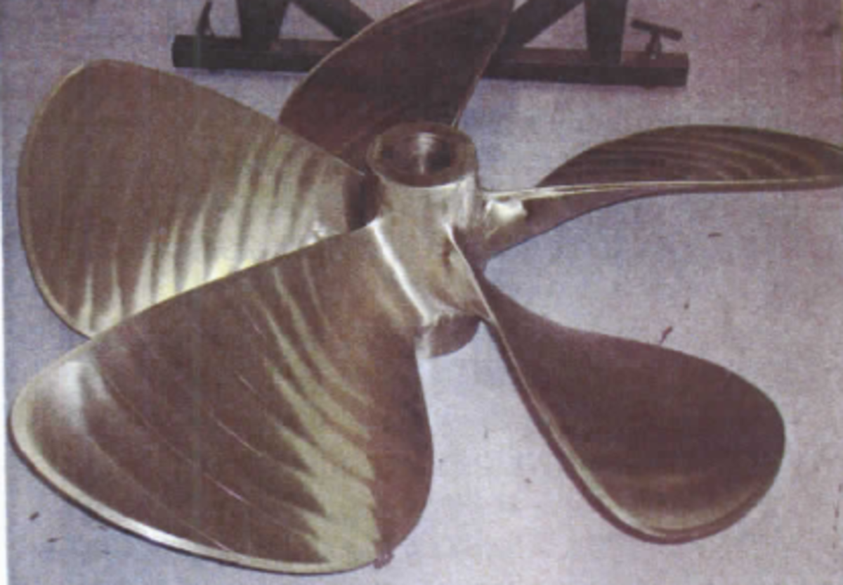 The Nuts and Bolts of Propellers: Part 1 - PassageMaker
