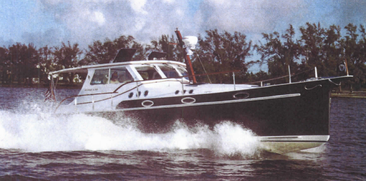 When a boat is able to cruise easily on plane at WOT, it is a sure sign that the proper propeller has been installed.