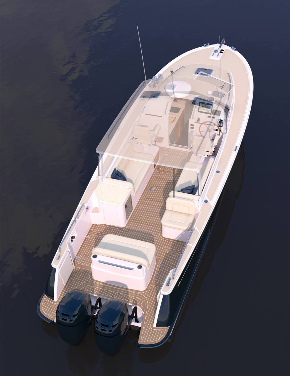 New Boat: MJM 35z - PassageMaker