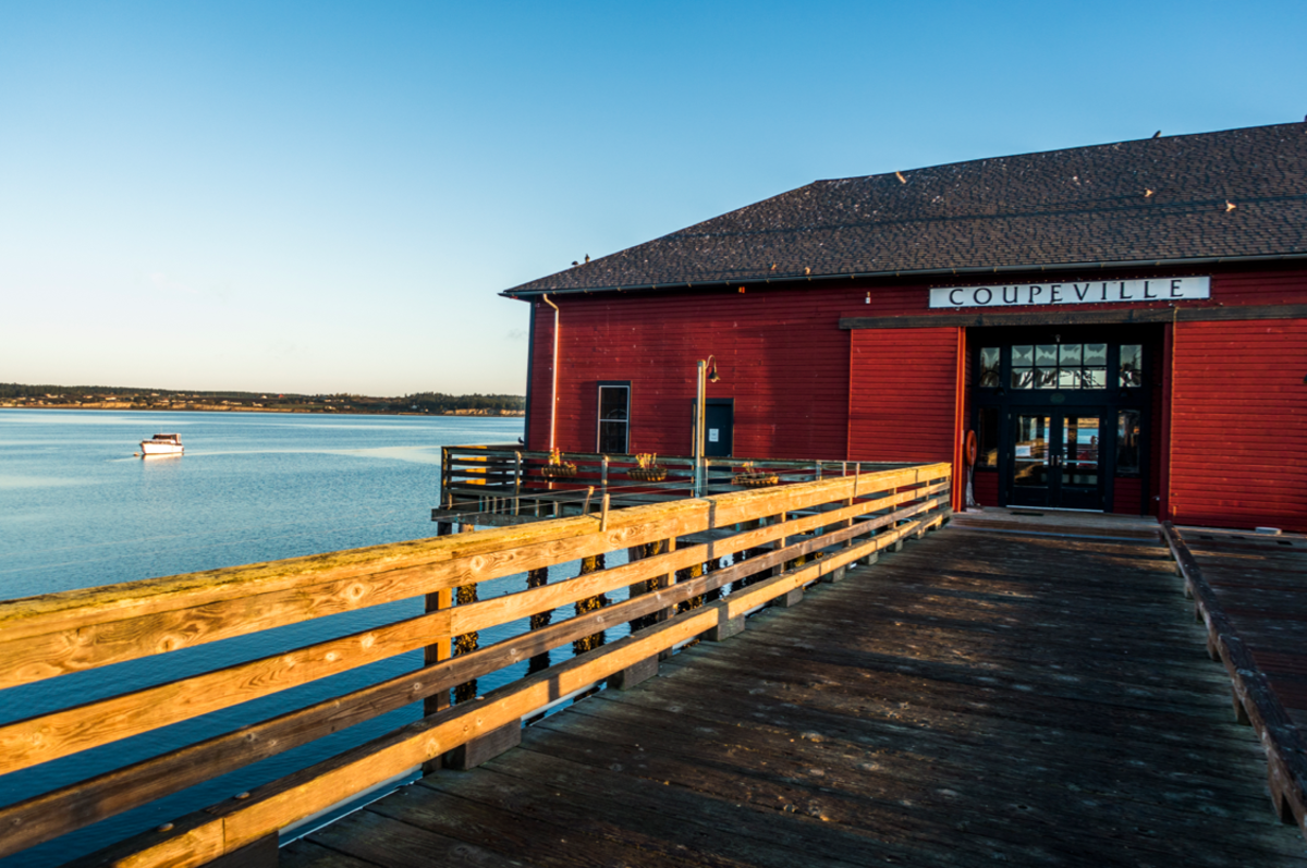 Coupeville is a charming stopover well worth visiting.