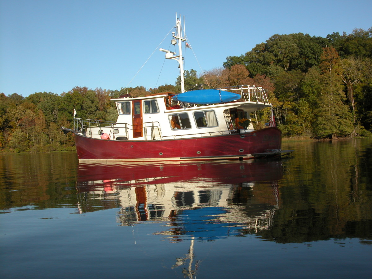 2009-10-18 Cypress Creek KY Lake SM 62
