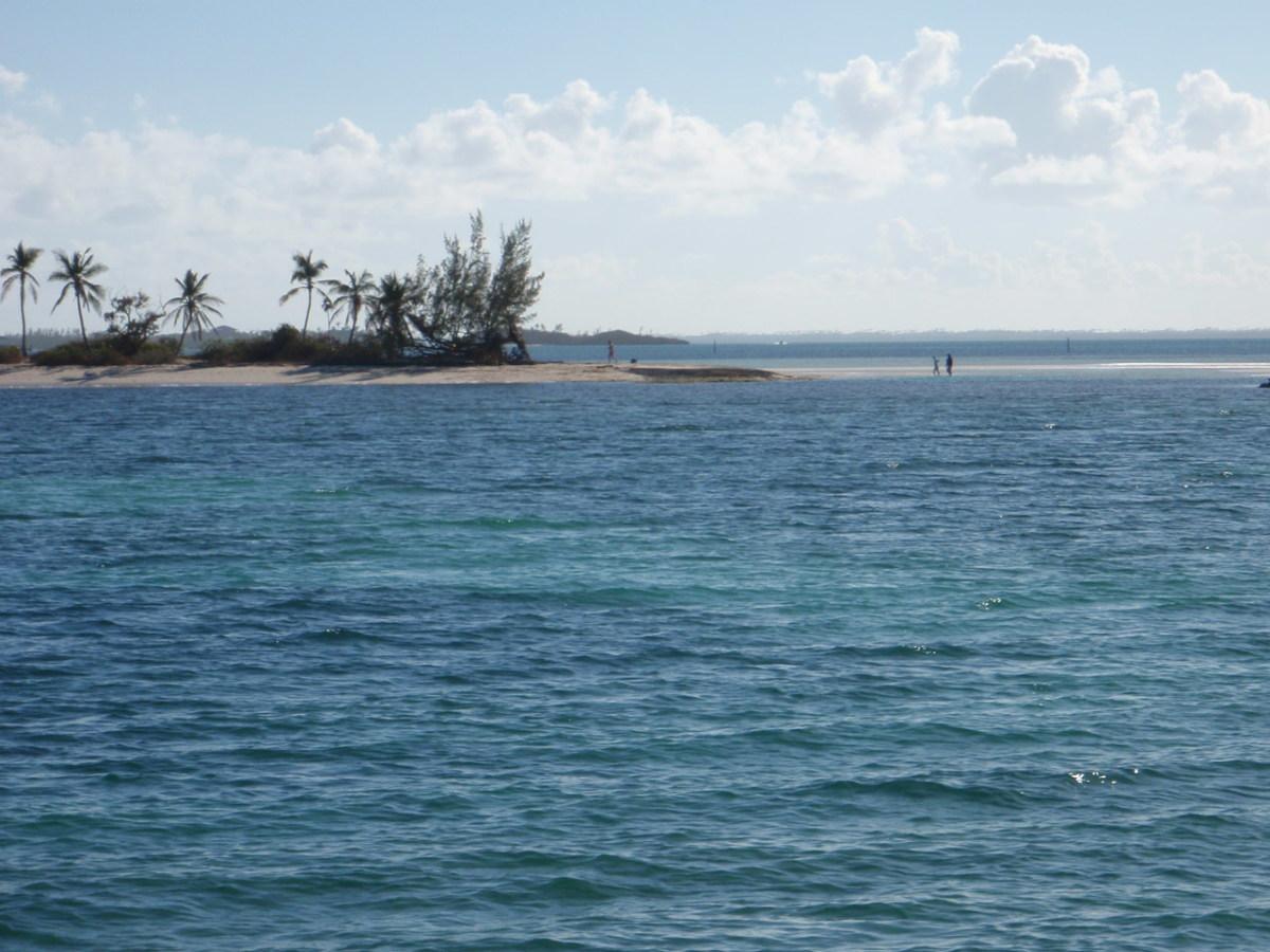 Tahiti Beach.